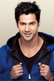 Varun Dhawan Person Poster