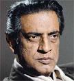 Satyajit Ray Person Poster