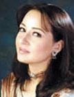 Zeba Bakhtiar Person Poster
