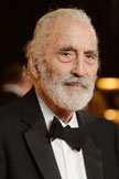 Christopher Lee Person Poster
