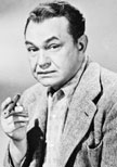 Edward G. Robinson Person Poster