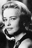 Jeanne Moreau Person Poster