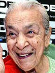 Zohra Sehgal Person Poster