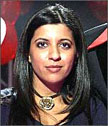 Zoya Akhtar Person Poster