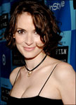 Winona Ryder Person Poster