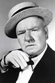 W.C. Fields Person Poster
