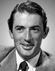Gregory Peck Person Poster