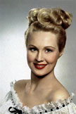 Virginia Mayo Person Poster