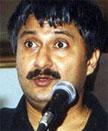 Vivek Agnihotri Person Poster
