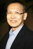 Wayne Wang Person Poster
