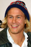 Charlie Hunnam Person Poster
