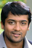 Surya Sivakumar Person Poster