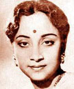 Geeta Dutt Person Poster