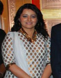 Vibha Dutta Khosla Person Poster