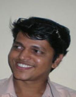 Ganesh Talekar Person Poster