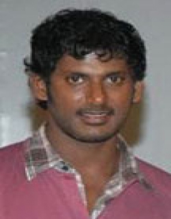 Vishal Krishna Person Poster