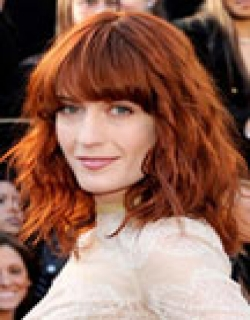 Florence Welch Person Poster
