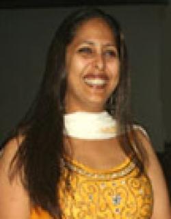 Geeta Kapoor Person Poster