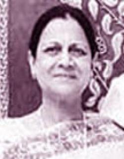 Zeenat Tahir Husain Person Poster