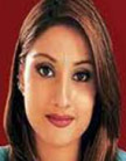Urvashi Dholakia Person Poster