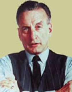 George C. Scott Person Poster