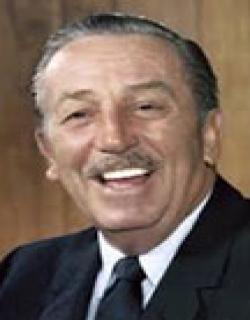 Walt Disney Person Poster