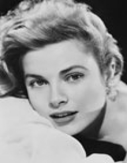 Grace Kelly Person Poster