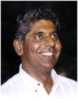 Vijay Amritraj Person Poster