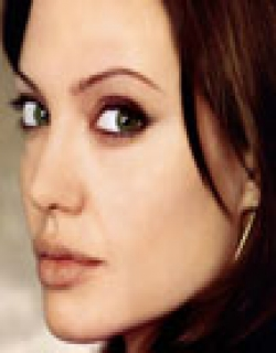 Angelina Jolie Person Poster