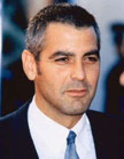 George Clooney Person Poster