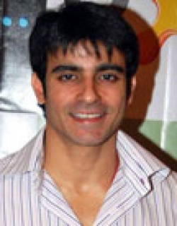 Gautam Rode Person Poster