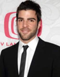 Zachary Quinto Person Poster
