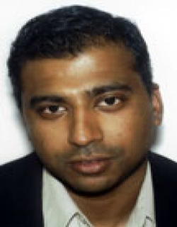 Vasanth Santosham Person Poster