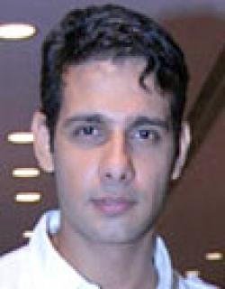 Viraf Patel Person Poster