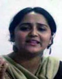 Zeenia Roy Person Poster