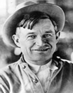 Will Rogers Person Poster
