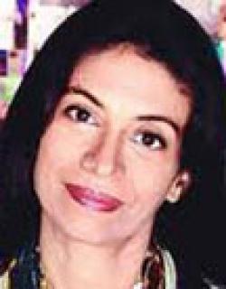 Zarina Mehta Person Poster