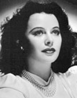 Hedy Lamarr Person Poster