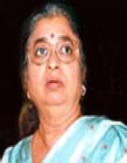 Usha Mangeshkar Person Poster