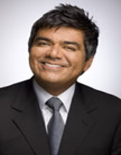 George Lopez Person Poster