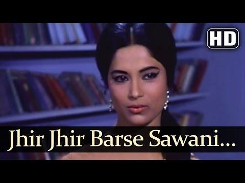 Jhir jhir barse saawani ankhiyan