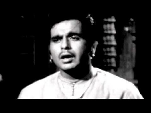 Aasha Ke Jab Deep Bujhe- Mohammed Rafi, Dilip Kumar, Insaniyat Song