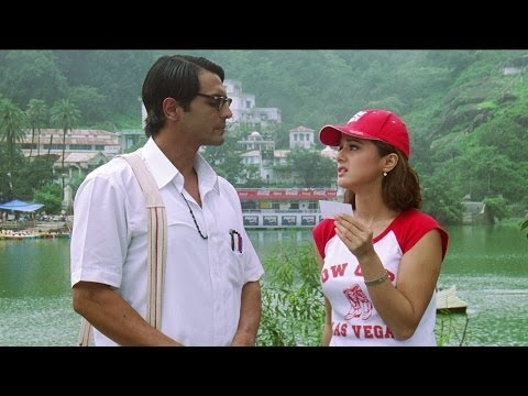 Preity Plays A Prank On Arjun Rampal - Dil Hai Tumhara