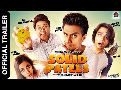 Solid Patels Official Trailer - Shiv Pandit, Kettan Singh & Shahzahn Padamsee