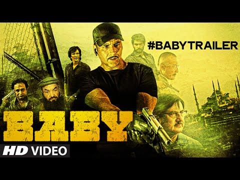 BABY Official Trailer | Akshay Kumar