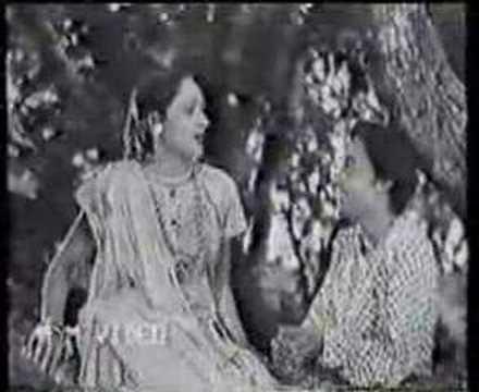 Mein Ban Ki Chidiya (Ashok Kumar and Devika Rani) - Achut Kanya