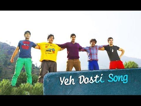 Purani Jeans 'Yeh Dosti' Song ft. Aditya Seal, Tanuj Virwani, Izabelle Leite