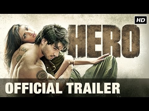 HERO | Official Trailer with English Subtitles | Sooraj Pancholi, Athiya Shetty