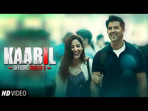 Kaabil Official Trailer #2