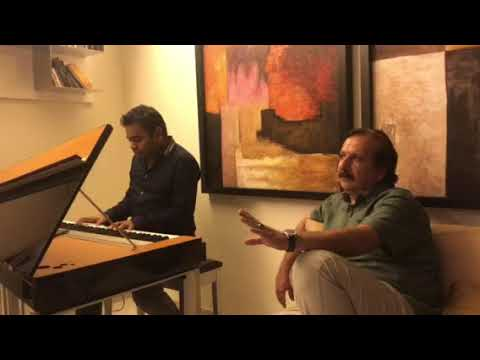 Majid Majidi & A R Rahman Jam Session | Beyond The Clouds | April 20